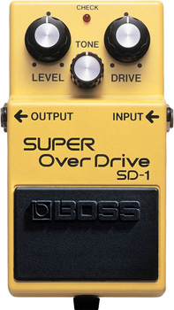 boss SD 1 super overdrive 350