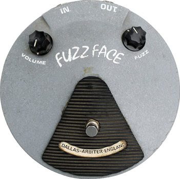 dallas arbiter fuzz face 350