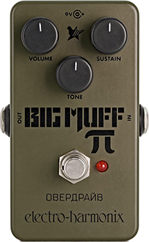 ehx big muff green russian reissue 350