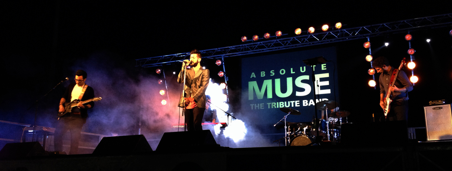 ABSOLUTE - MUSE Tribute Band - 2014 ~ ongoing