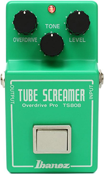 ibanez TS808 tube screamer 350