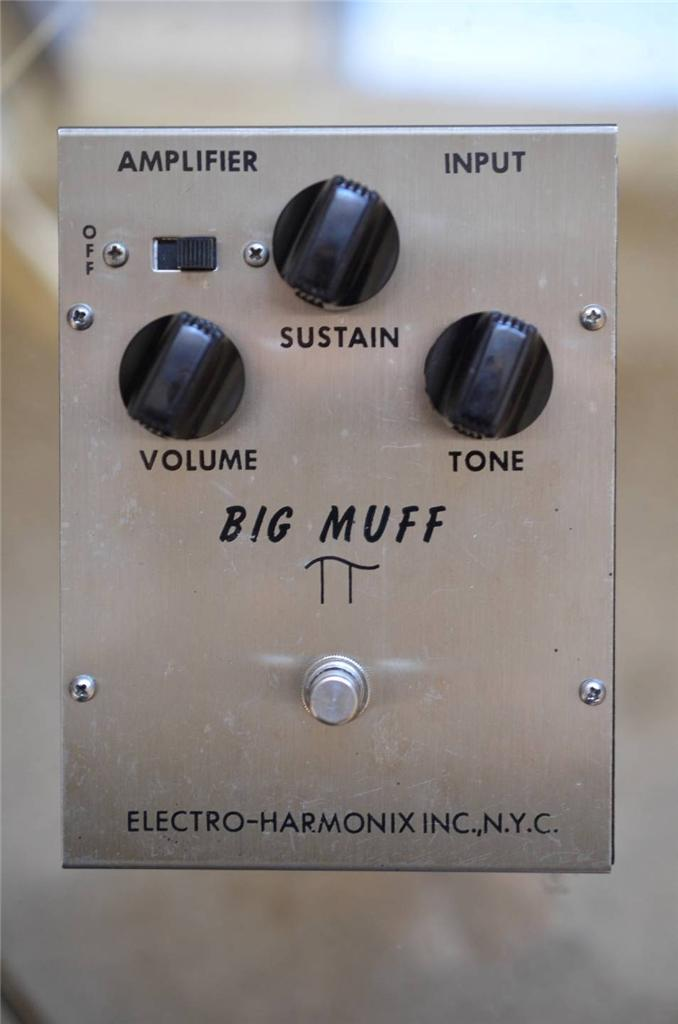 Big Muff V1 Triangle