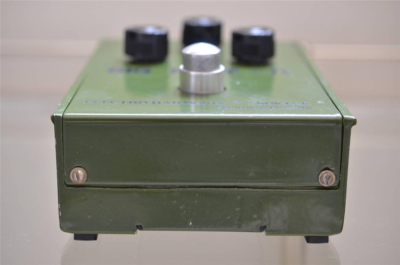 Sovtek Russian Big Muff Green V2