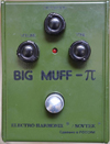 Big Muff V7c Green Russian