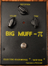 Big Muff V7d Black Russian Big Box